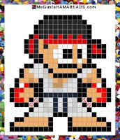 ryu poster created by streetfighter