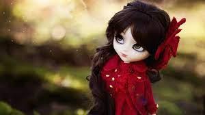 Beautiful Toys Doll Brown hd pics ...
