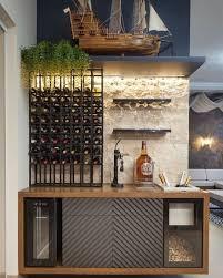 Adega de vinho de ferro para parede: Adega De Parede 62 Modelos Sensacionais Para Fazer Em Casa