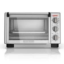 6 slice convection silver toaster oven