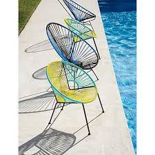 contemporary cb2 patio furniture. From The Acapulco Black/Blue Lounge Chair And Ixtapa Yellow/Aqua Chair. With A Look An Undeniable Contemporary Feel, These Modern Chairs Are Cb2 Patio Furniture W