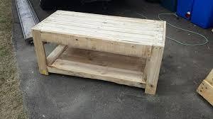Kitchen  Classy Pallet Coffee Table Diy Skid Furniture Tables Pallet Coffee Table Diy