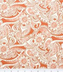 59 best Baby Quilt images on Pinterest | Elephant fabric, Fabrics ... & Keepsake Calico Fabric Floral Orange, , hi-res Adamdwight.com