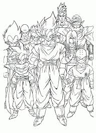 See photo to coloring page to create your own customized coloring sheets. Get This Dragon Ball Z Coloring Pages Free Printable 9861