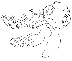 Disney Finding Nemo Coloring Pages Getcoloringpagescom