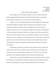 louis armstrong essay juan camacho louis armstrong louis 3 pages gillespie parker monk assignment