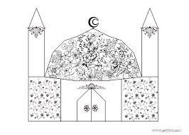 Muslim Free Coloring Pages On Art Coloring Pages