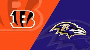 Baltimore Ravens Vs Cincinnati Bengals 11 11 2019 Matchup