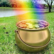 how much is a leprechauns pot of gold worth