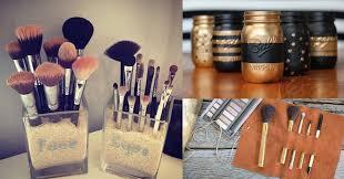 41 diy makeup storage and organizing ideas
