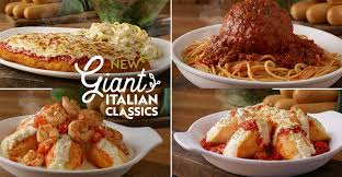 giant italian classics are at olive garden starting at 12 99 order now