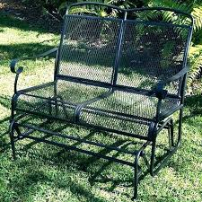 porch gliders for metal porch glider wrought iron glider patio furniture full size of wrought iron outdoor glider bench metal porch glider