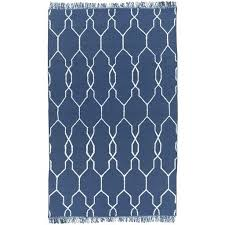 navy blue moroccan trellis rug pulp design studios home links