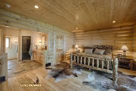 Log Bedroom Suites Golden Eagle Log Homes Log Home Cabin Pictures Photos