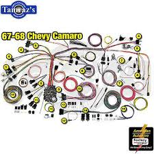 67 68 camaro classic update series complete body interior wiring 67 68 camaro classic update series complete body interior wiring harness kit