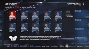 Madden Nfl 17 The Practice Squad Changes Roster Building