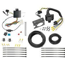 14 19 acura mdx 7 way rv trailer wiring plug prong pin brake control 2016 Acura MDX at 2014 Acura Mdx Trailer Wiring Harness