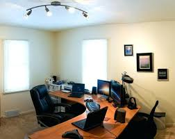 Office lighting ideas Ceiling Home Office Lighting Ideas An Example Of Track Lighting Home Office Desk Lighting Ideas Paradiceukco Home Office Lighting Ideas An Example Of Track Lighting Home Office