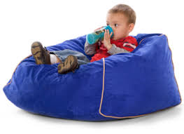 Jaxx Club Jr. Kids Bean Bag Chair