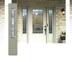 front door glass panels front door glass replacement on sliding glass patio doors