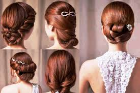 Indian Bridal Hairstyles For Long Hair Step By Hairstyles