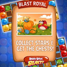 Angry Birds Blast - Posts