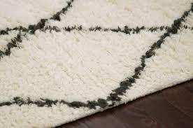 nuloom decor wool gy moroccan rug