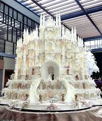 good looking most expensive chandelier 9 swarovski this extravagant cake is an epic castle and looks like it came straight out of crystal