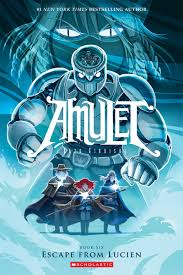 amulet 6 the wait is just about over book