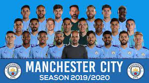 Manchester City Squad 2019/2020 - YouTube