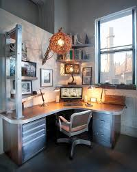 cubicle office space. rustic lux cubicle looks like a million bucks office space t