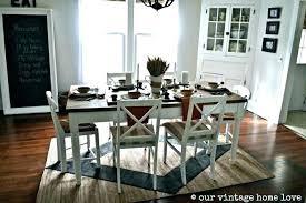 rug under round dining table jute rug under dining table rug size under round dining table