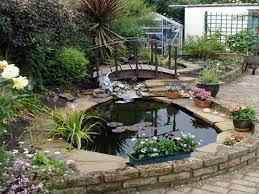 Small Picture Small Garden Fish Pond Designs Garden Design With Garden Fish