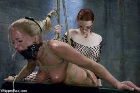 Claire Adams Lesbian Bondage