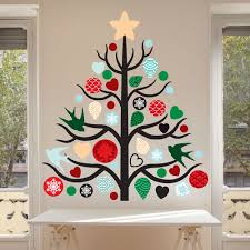 Giant Christmas Tree Wall Decals U2013 RESEARCHPAPERHOUSECOMChristmas Tree Decals