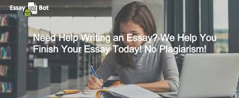 Help In Writing An Essay Essaybot Free Essay Writing Tool Essay Typer Samples
