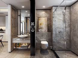 bathroom classic design. Xiang Chen Small Bathroom With Classic Theme Design T
