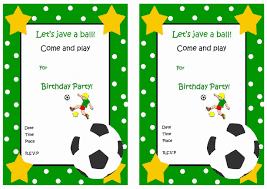 Soccer Party Invitation Template 002 Template Ideas Football Party Invitations Templates Free