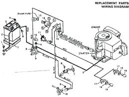 sears riding lawn mower wiring diagram craftsman electrical help mower wiring diagram craftsman lawn tractor wiring schematic yard machine riding mower diagram wire ignition switch
