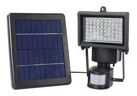 solar lights bright 60 led outdoor solar power motion sensor security lights