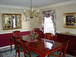 dining room paint colors color ideas with chair rail best for white