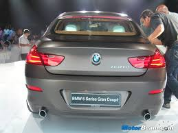 BMW Convertible bmw m6 coupe price in india : BMW 6-Series Gran Coupe Launched - Details and Price