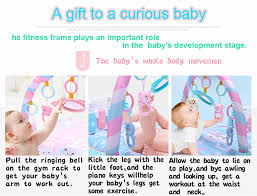 Baby Play Mat Light Up 3 In 1 Baby Light Musical Gym Play Mat Lay Play Fitness Fun Piano Boy Girl