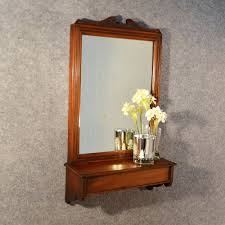 wall mirrors the delightful images of vintage wall mirror with shelf vintage wall mirror with