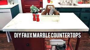 fake marble faux kitchen countertops laminate