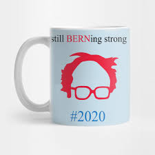 Image result for feel the bern 2020 logo