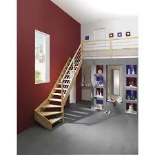 Escalier Quart Tournant Haut Droit Obasinc Com