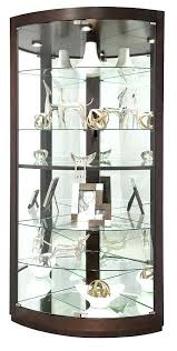 exotic all glass curio cabinet miller espresso finish curved glass doors corner curio espresso finish on exotic all glass curio cabinet