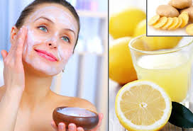 Lemon Mask for your face adds more beauty
