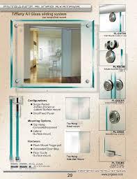 top hung interior sliding door system tiffany system